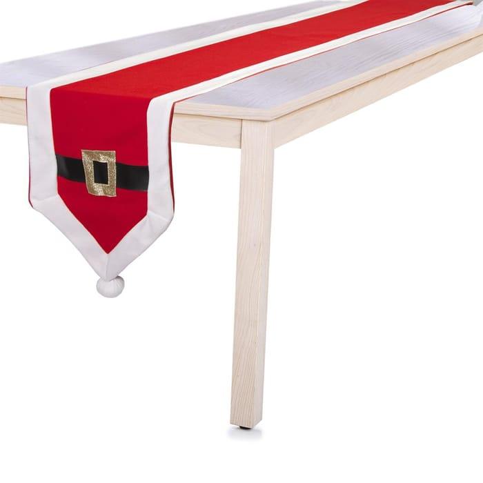 Novelty Santa Table Runner