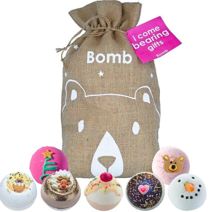 Bomb Cosmetics I Come Bearing Gifts Sack