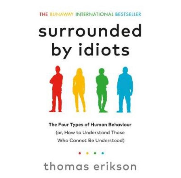 Surrounded by Idiots: The Four Types of Human Behaviour