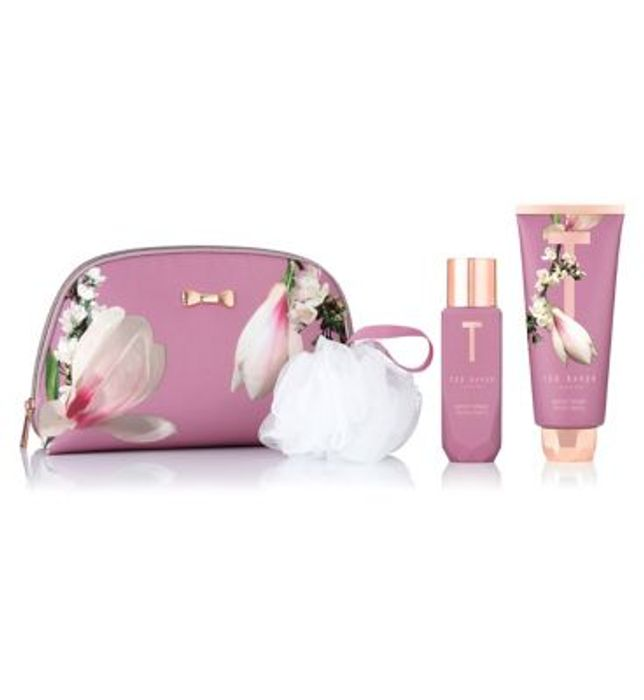 Ted Baker PEONY SPRITZ Toiletry Bag Gift Available Online & In Store