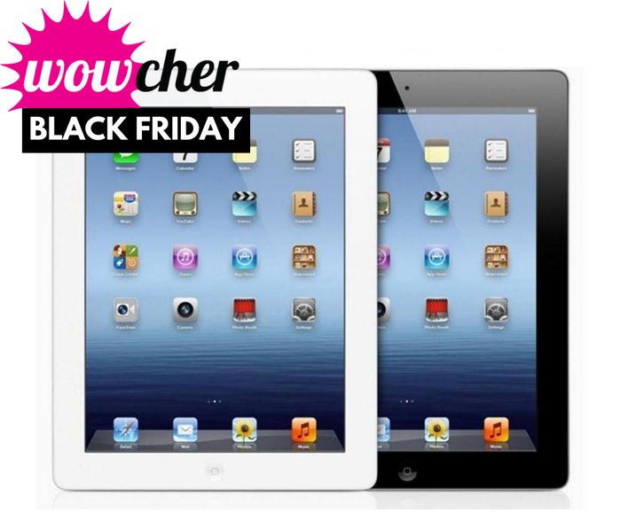 Refurbished Apple iPad 3 from £98.99 Delivered