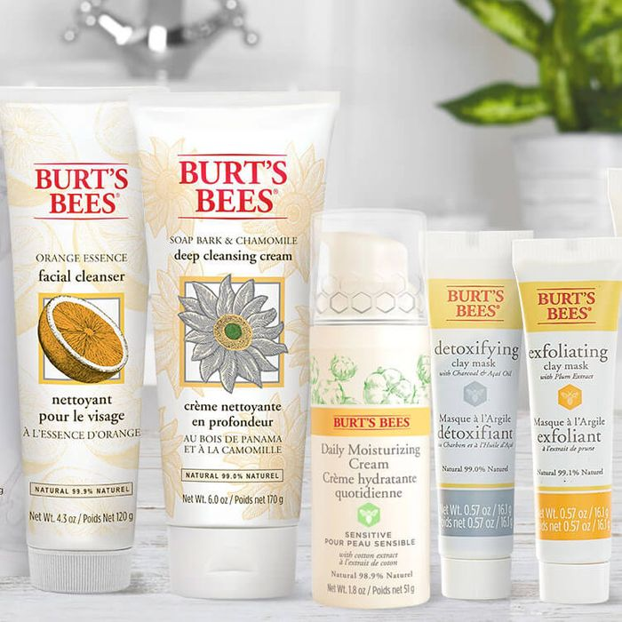 Burt's Bees - 20% Off Skincare With Code!