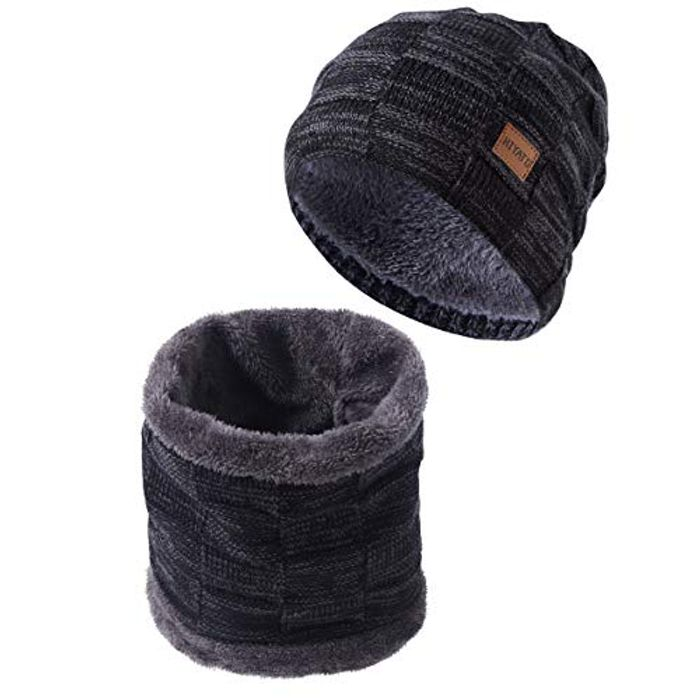Hat and Neck Warmer - Only £4!