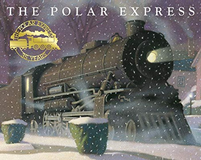 The Polar Express: 35th Anniversary Edition - Only £4.15!