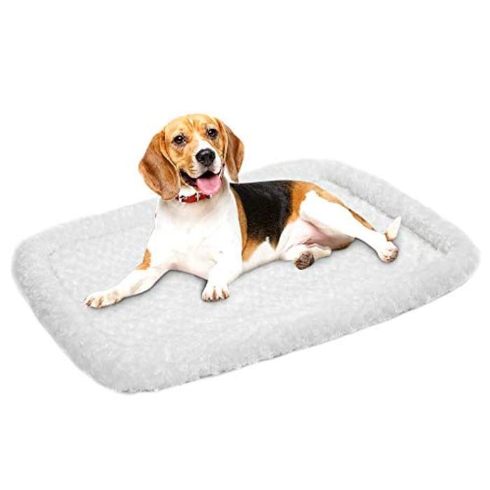 Prime Only Deal! Plush Pet Bed Mattress 90*60 Cm