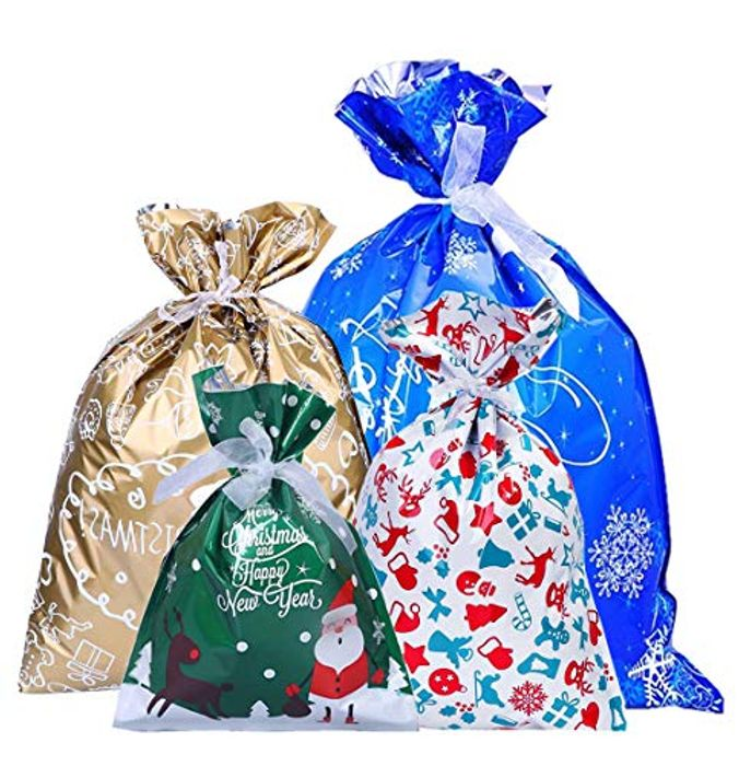 BLAZOR Christmas Wrapping Gift Bags - Only £8.49!