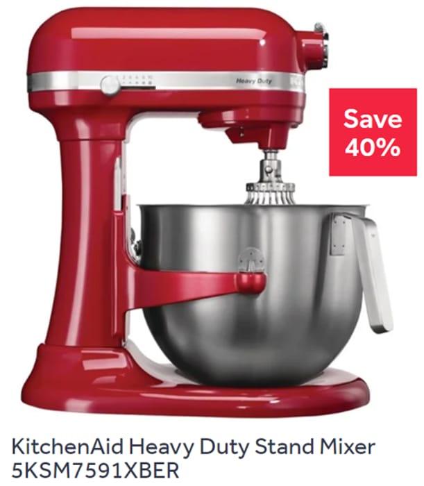 SAVE £300 - KitchenAid Stand Mixer 6.9 Litre - Heavy Duty