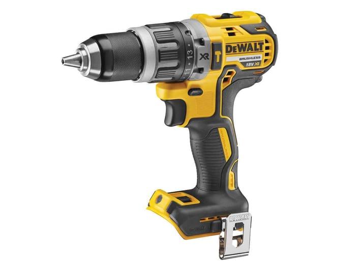 DeWalt DCD796N 18v XR Brushless Combi Drill Bare Unit - Only £69!