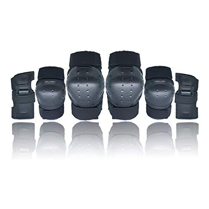 ANYDERTS Protective Equipment Knee Pads with £10 off Coupon