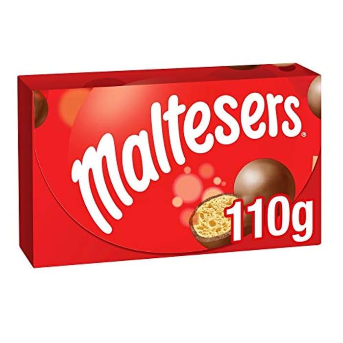 Maltesers Christmas Chocolate Gift Box, 110 G
