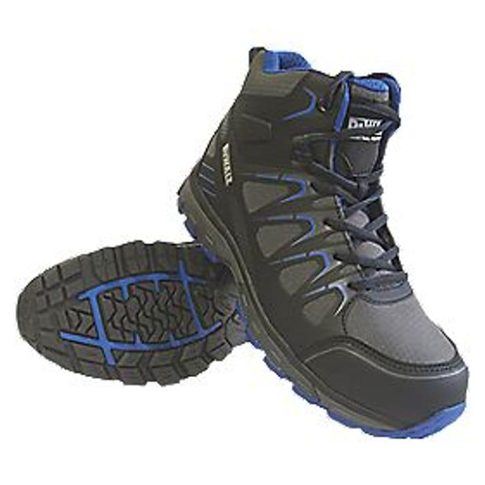 Dewalt Oxygen Safety Trainer Boots Black Size 9