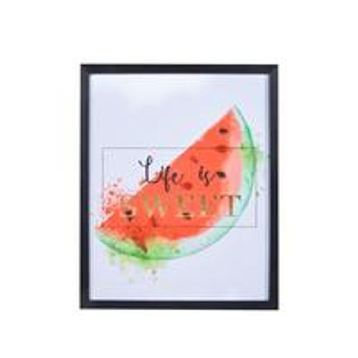 Graham & Brown Sweet Melon Wall Art