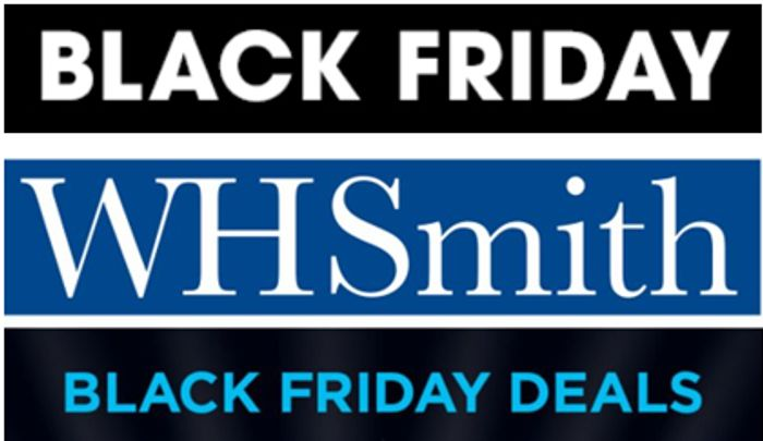 WH Smith BLACK FRIDAY SALE CONTINUES + EXTRA 20% OFF STATIONERY
