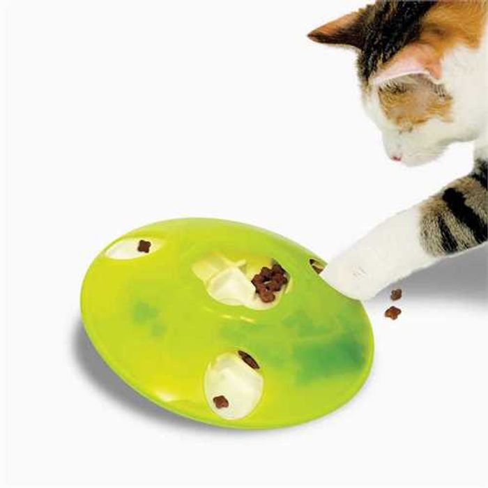 Catit Play Treat Spinner - Only £7.51!