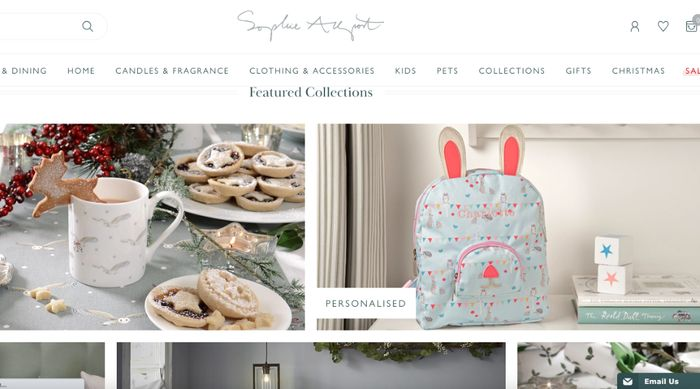 Save 10% at Sophie Allport
