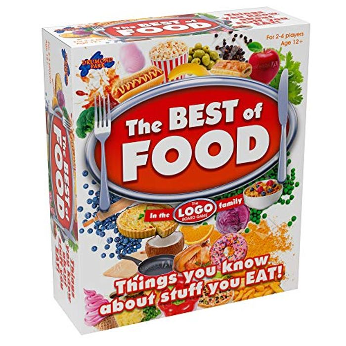 The Best of Food - Family Trivia Game