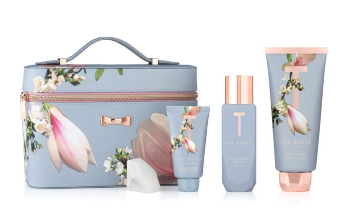 Ted Baker OPULENT CRUSH Vanity Case Gift Available Online & IN Store