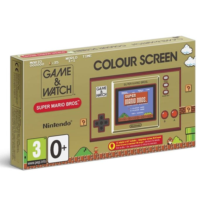 Game & Watch: Super Mario Bros - Only £49.99!