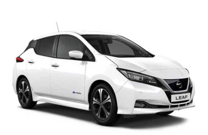 Electric Car Lease Nissan Leaf N-Connecta £219.99p/m for 2 Years / 8K Miles