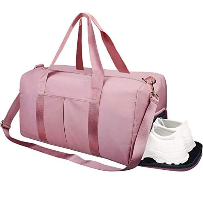Prime Only Deal! Lightweight Gym Shoulder Bag