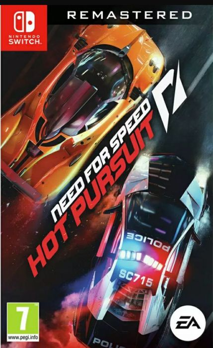 Need for Speed: Hot Pursuit Remastered Nintendo Switch Game