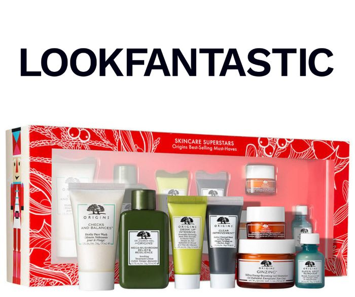 LOOKFANTASTIC Early Black Friday - 20% Off 8,900 Lines Inc Top Brand Gift Sets!