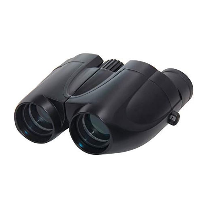 Compact Waterproof Binoculars with Strap and Carrying Bag