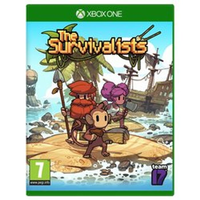 The Survivalists (PS4 / Xbox One) £14.99 / (Switch) £19.99 at Smyths