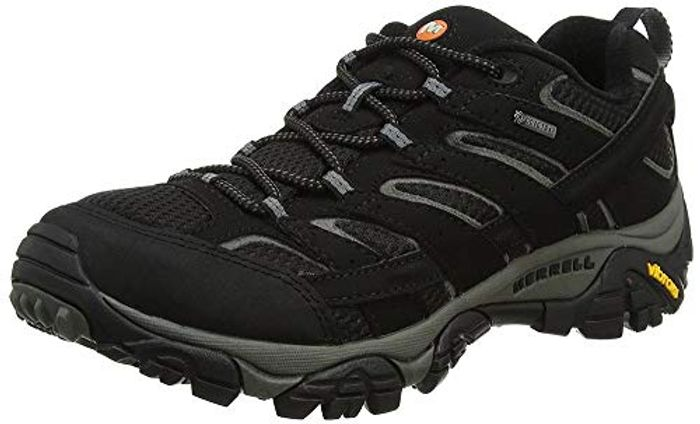 Merrell Men's Moab 2 GTX Low Rise Hiking Shoes - Only £57.4!