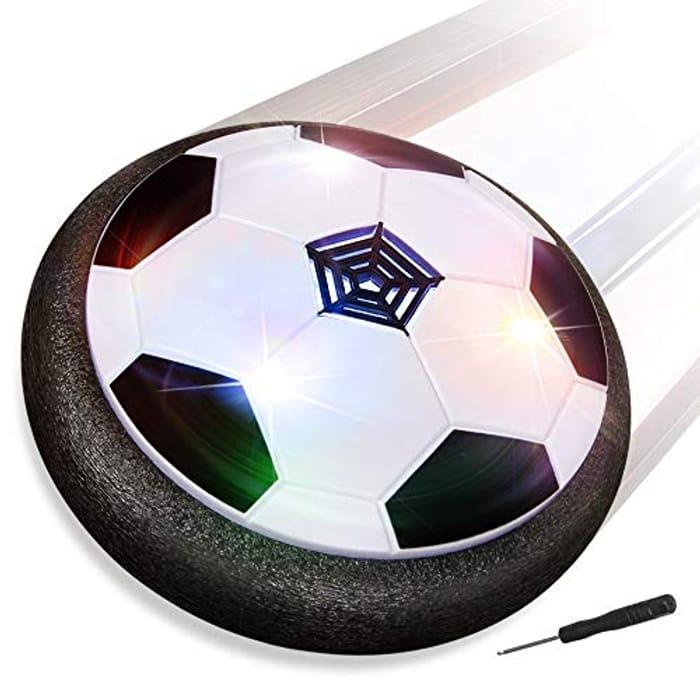 Air Power Soccer Ball