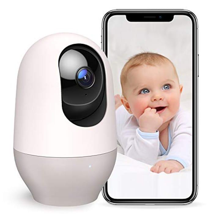 1080P Wireless WiFi Indoor Baby Monitor