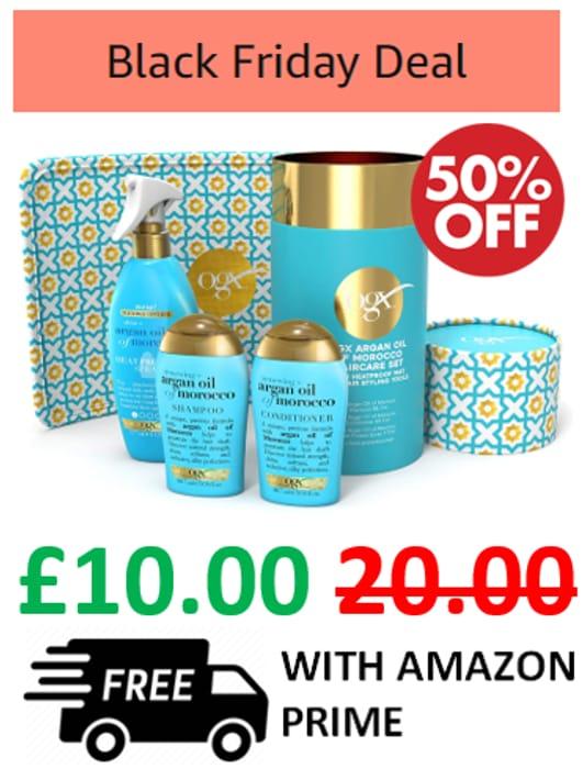 OGX Argan Oil of Morroco - Hair Care Gift Set