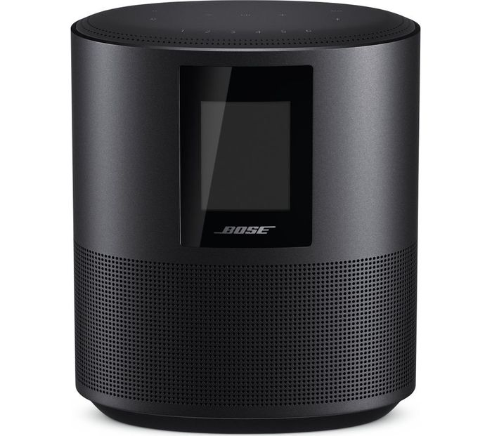 BOSE Home Speaker 500 with Amazon Alexa & Google Assistant £251.10 with Code