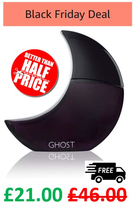 Ghost Women's Deep Night EDT, 75ml (+ FREE DELIVERY)