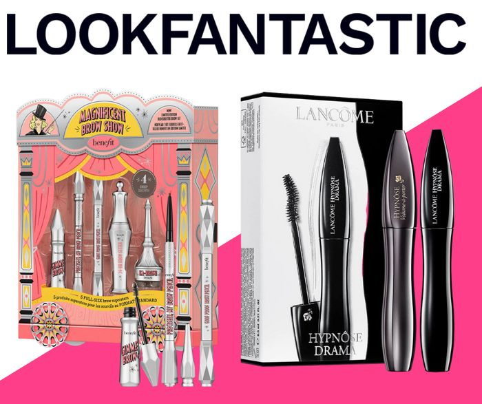 LOOKFANTASTIC - Up To 50% Off Benefit, Urban Decay, Lancome & More!