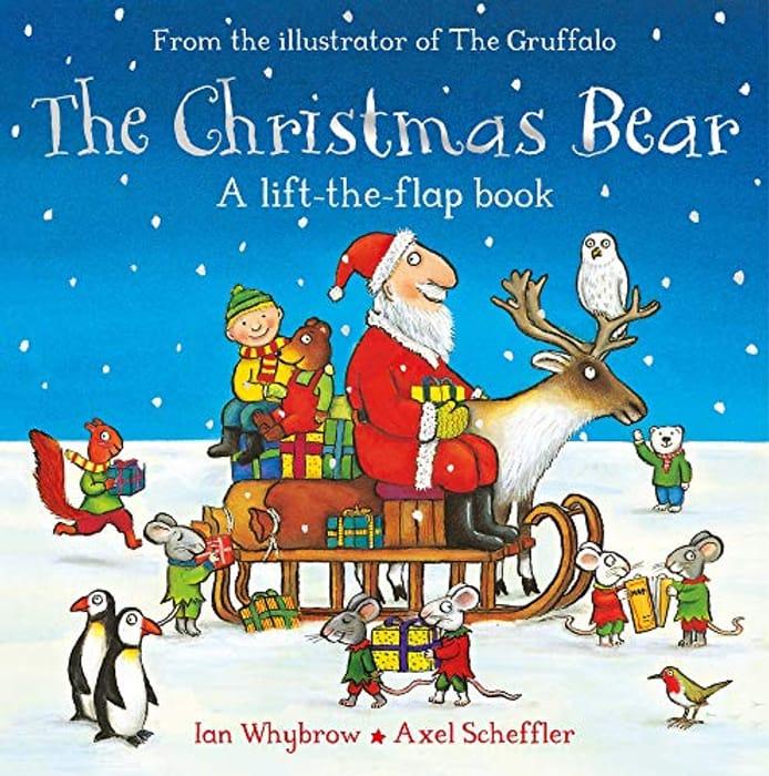 The Christmas Bear: A Christmas Pop-up Book