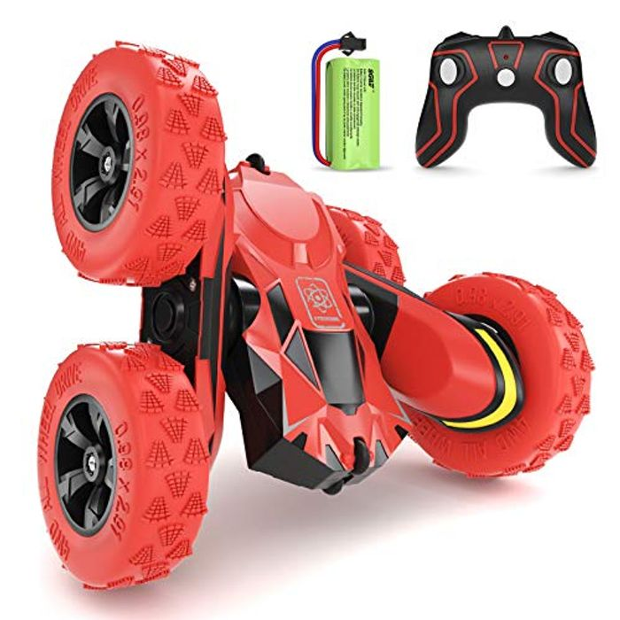 4WD Remote Control Car for 6-12 Years