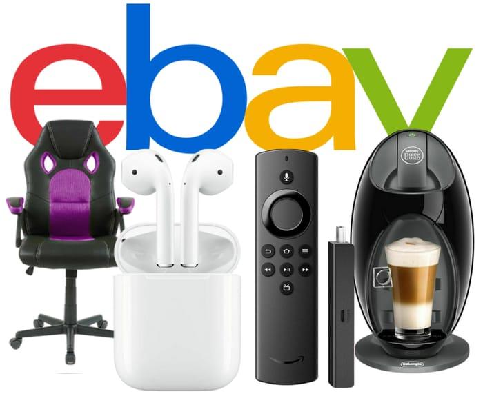 ebay CYBER MONDAY DEALS