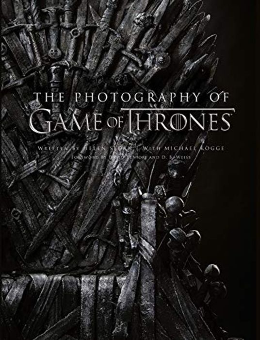 The Photography of Game of Thrones: The Official Photo Book of Seasons 1 to 8