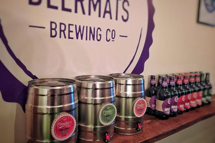 Win a Festive Crate of Beer from Beermats Brewing Company
