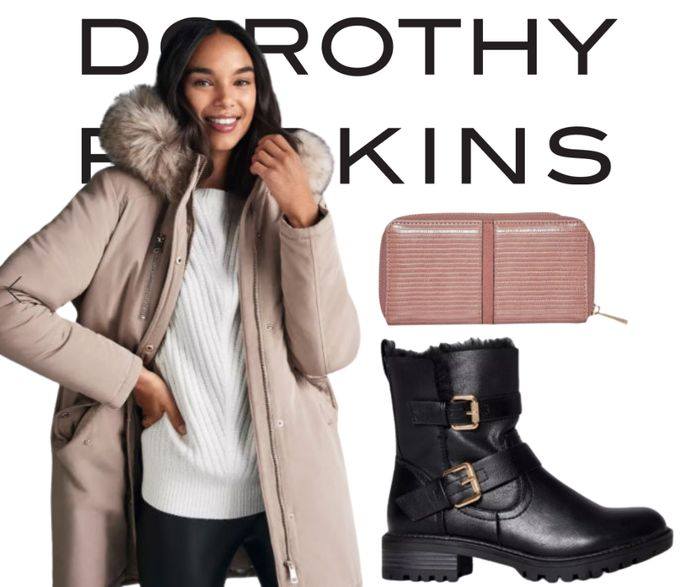 Dorothy Perkins Black Friday - Up To 60% Off + Extra 10% + 10% Code + Free Del!