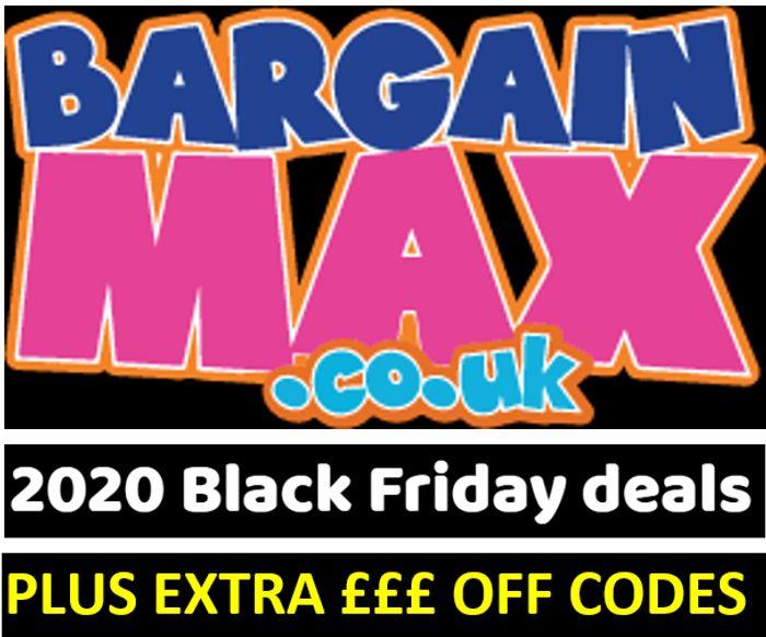 CHEAP TOYS! Bargain Max BLACK FRIDAY DEALS + MORE £££ off CODES