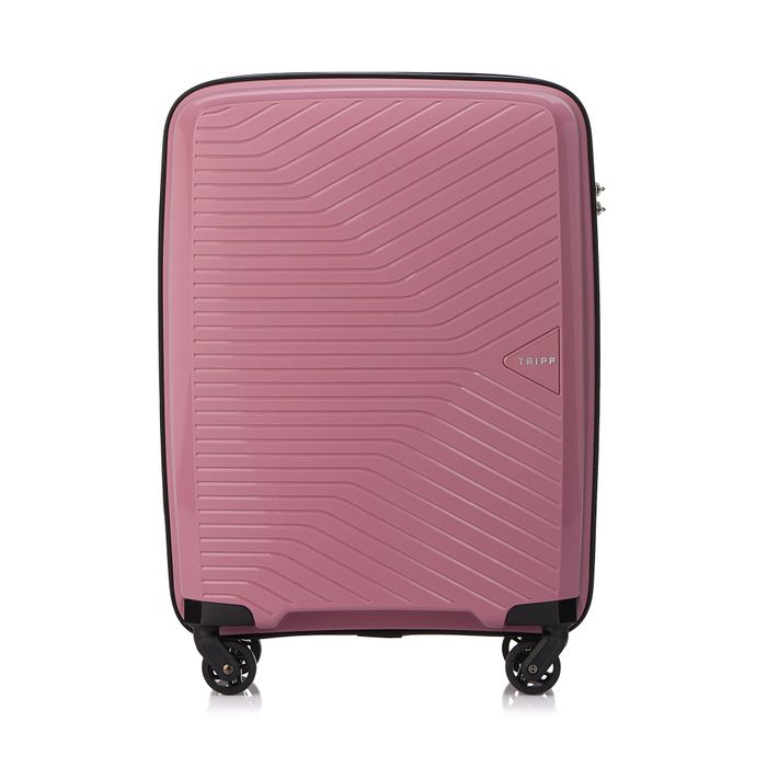 Tripp - Rose 'Chic' Cabin 4 Wheel Suitcase