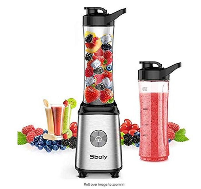 Personal Blender with £5 Voucher (Prime Needed)