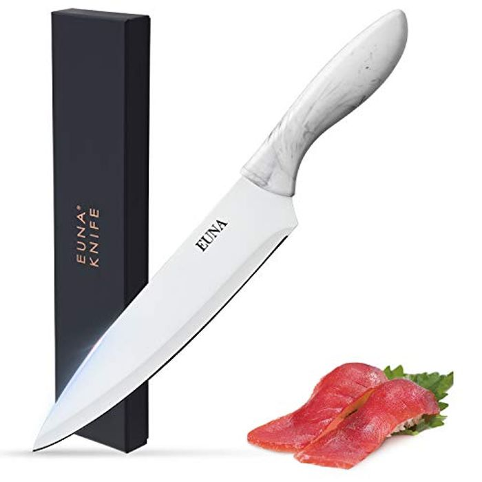"Save 50% on This 8"" Kitchen Chef's Knife"