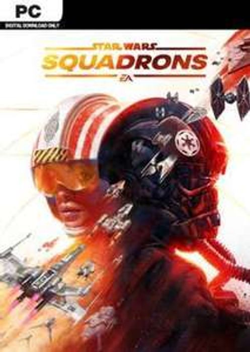 STAR WARS: SQUADRONS PC (EN) - Only £15.99!