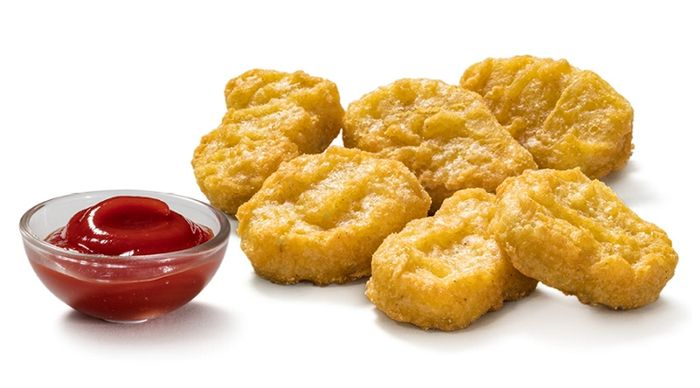 6 Free McNuggets with Any Big Mac