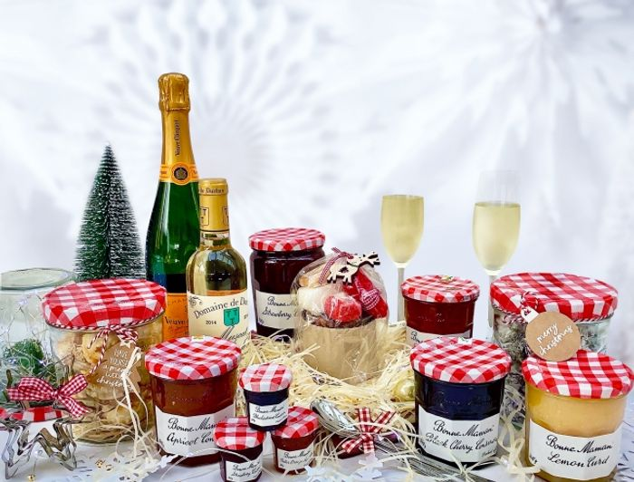 WIN One of Ten Bonne Maman Christmas Gift Sets