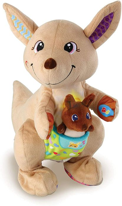 Lowest Ever Price! VTech Hop-a-Roo Kangaroo Toy