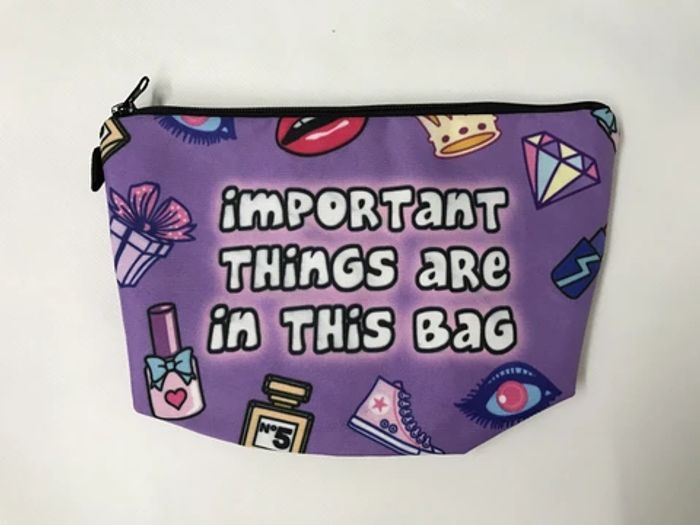 Makeup Bags & More from KuKubird + FREE Gift with EVERY Order